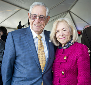 Dr. & Mrs. Fischell